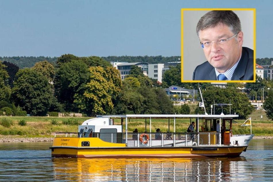 Können Fähren das Stadtfest auf der Neustadtseite retten?