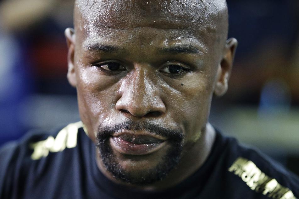 Ex-Boxer Floyd Mayweather (43). (Archivbild)