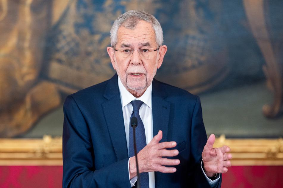 Alexander Van der Bellen, Bundespräsident von Österreich, ermutigt zum Österreich-Urlaub.
