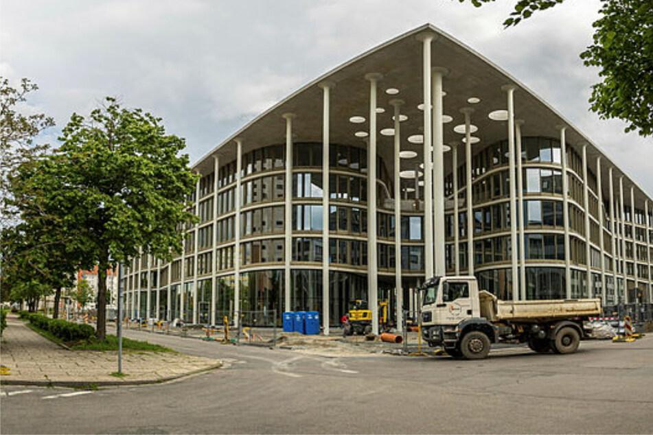 "Leipzig: Sächsische Aufbaubank bereitet Umzug in Leipziger ""Palazzo Prozzo"" vor"