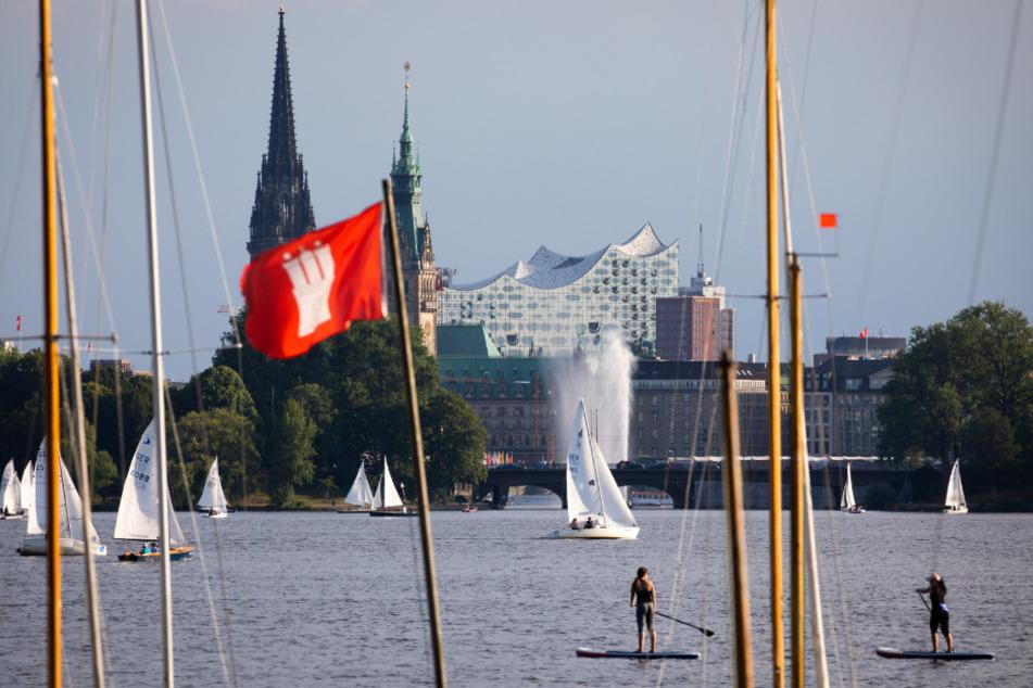 In Hamburg gibt es gerade nur wenig Neuinfektionen mit Corona.