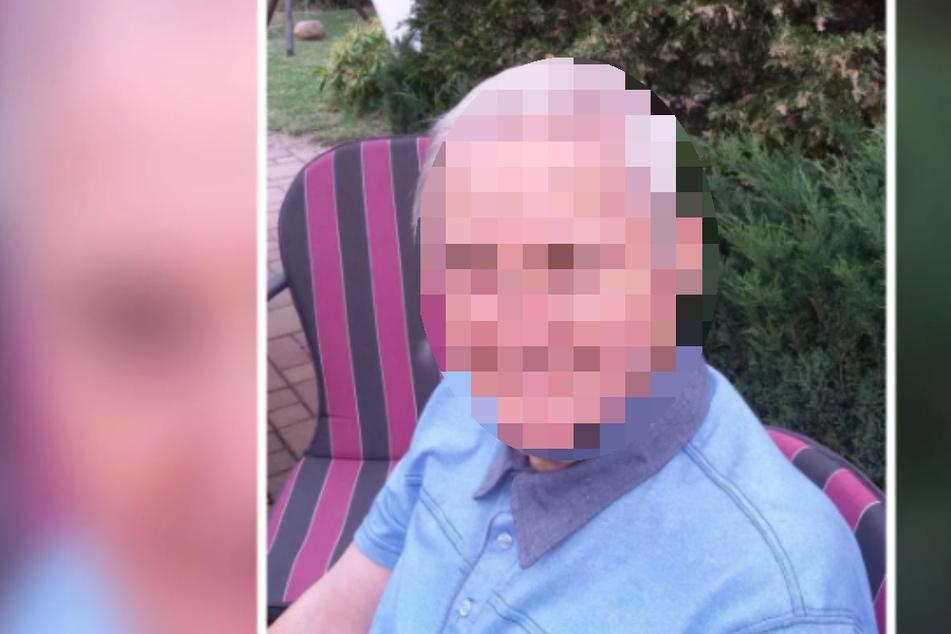 Verschwundener 78-Jähriger in Gebüsch gefunden