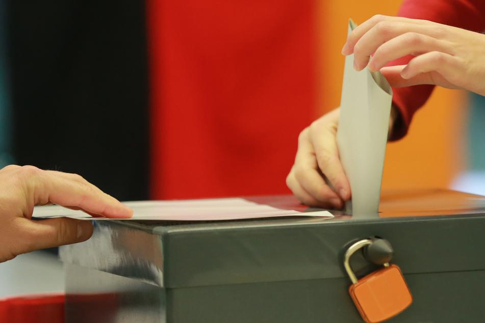 Landtagswahl News: Die Stimmabgabe an der Wahlurne
