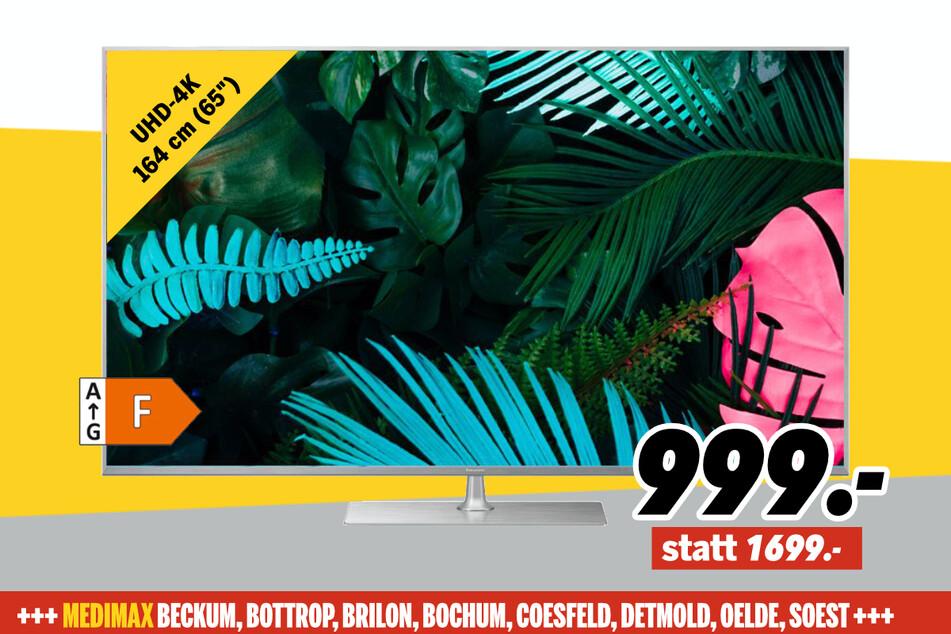 TX-65HXF977 von Panasonic für 999 statt 1.699 Euro