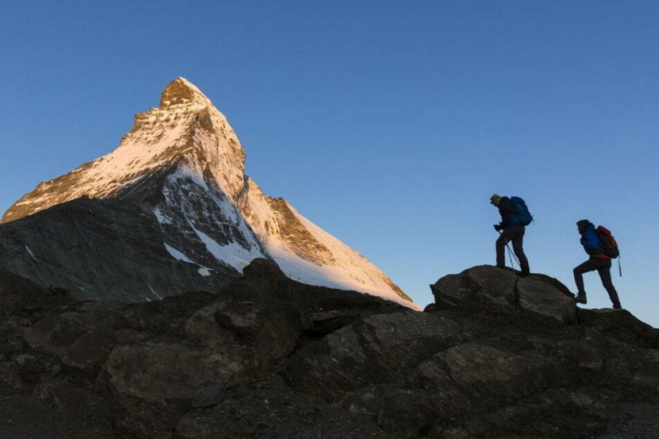 Leichen von zwei Bergsteigern am Matterhorn entdeckt