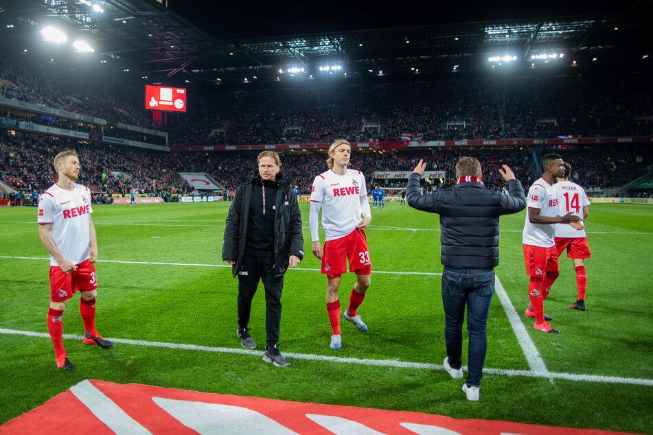 Der 1. FC Köln schlug zeletzt sogar Schalke 04.