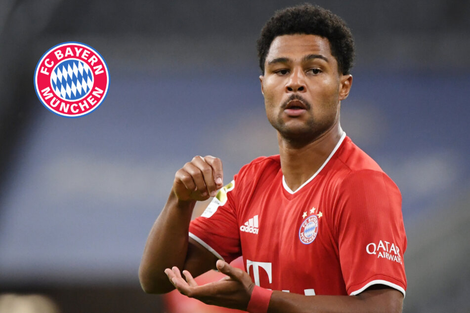 Bayern-Schock vor CL-Kracher: Serge Gnabry mit Corona infiziert!