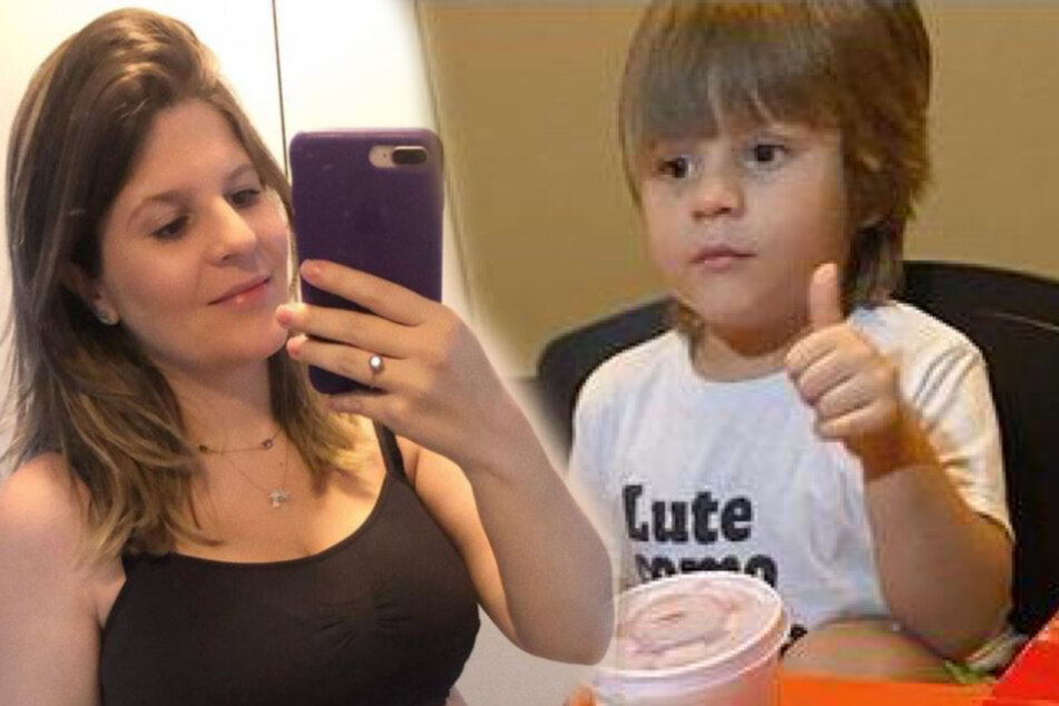 Toddler gets hold of mother's phone and places unbelievable order