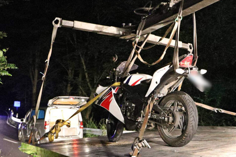 Es ist bereits der zweite Verkehrsunfall innerhalb weniger Tage auf dem Balkhauser Weg.
