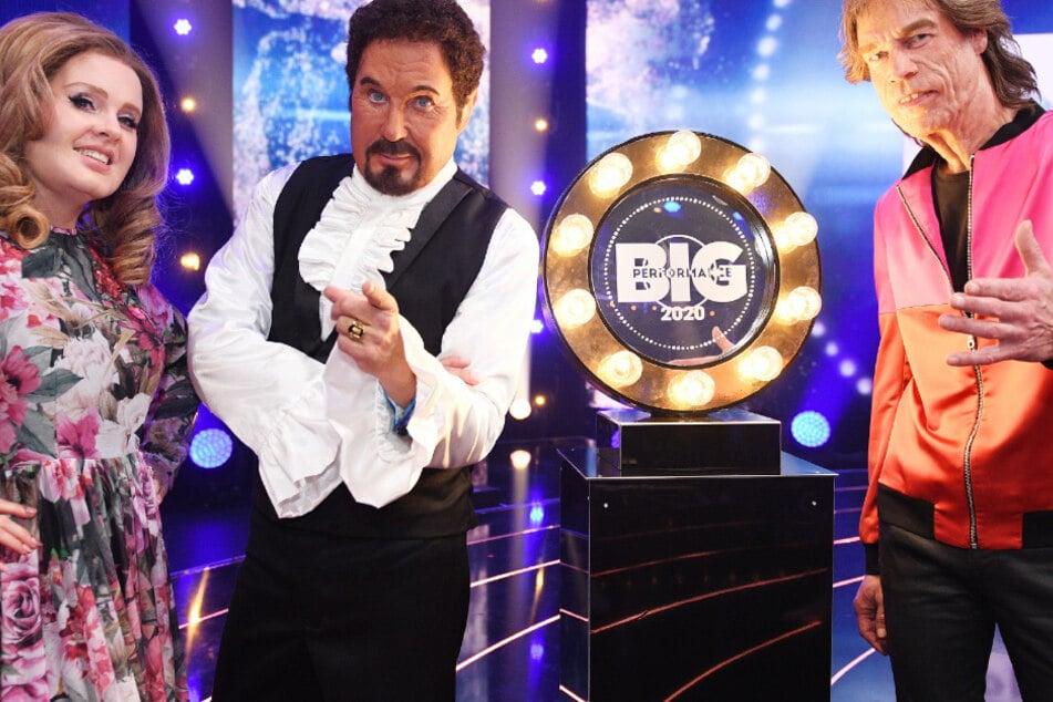 """""""Big Performance""""-Finale: Masken-Panne und eine strahlende Siegerin"""