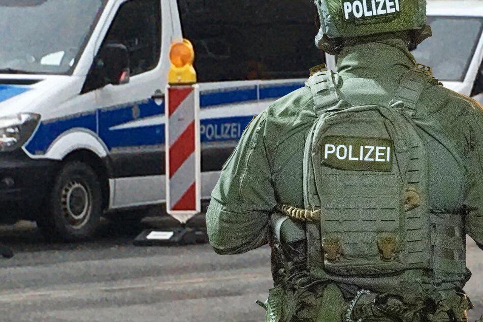 Die Polizei in Hessen ist am Mittwoch zu einer landesweiten Razzia ausgerückt (Symbolbild).