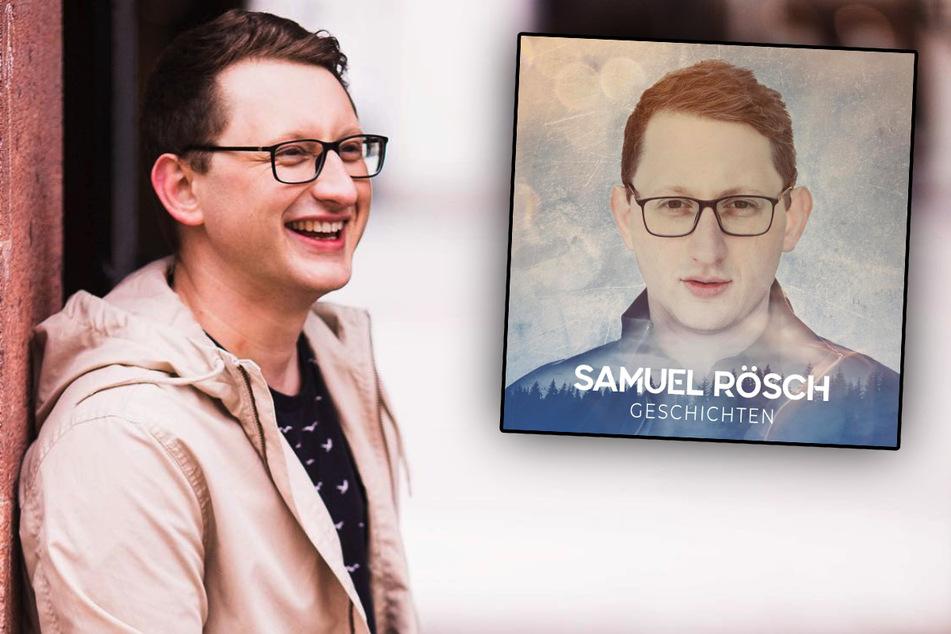 """""""The Voice""""-Sieger Samuel Rösch (26) hat sein erstes Album fertig"""