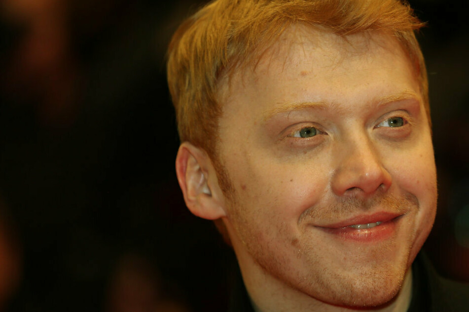 "Süße Babynews: ""Harry Potter""-Star Rupert Grint wurde zum ersten Mal Vater!"