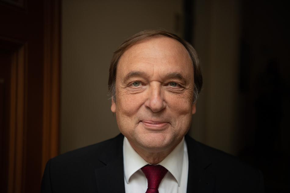 Der Zoologe Willi Xylander (65).