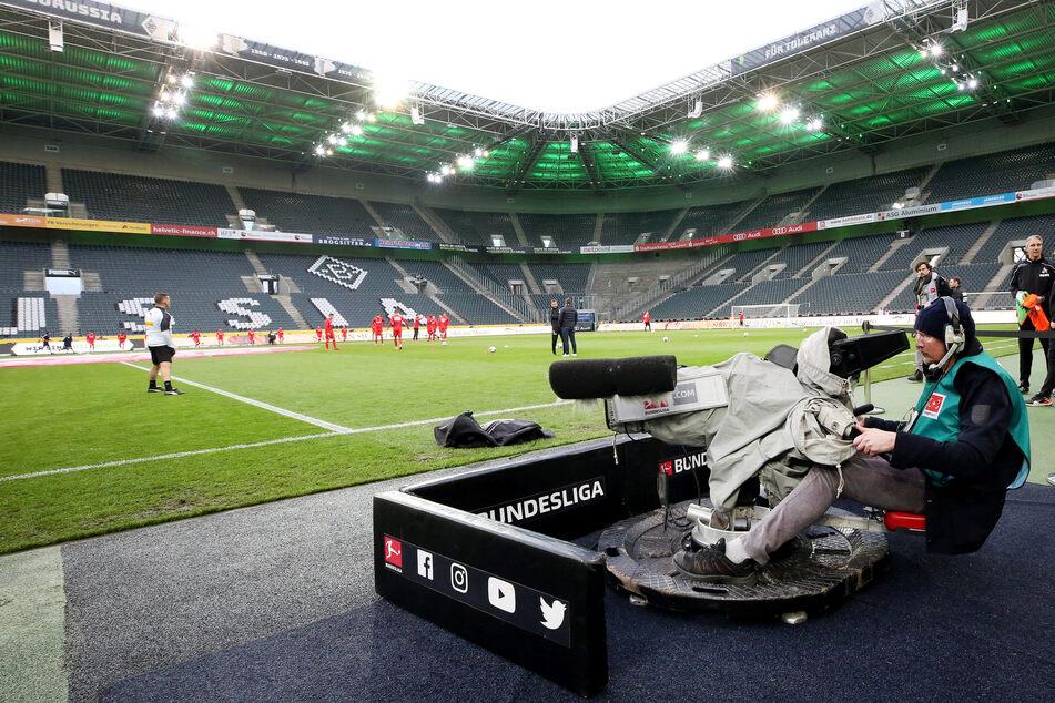 Das letzte Geisterspiel: Gladbach gegen Köln.