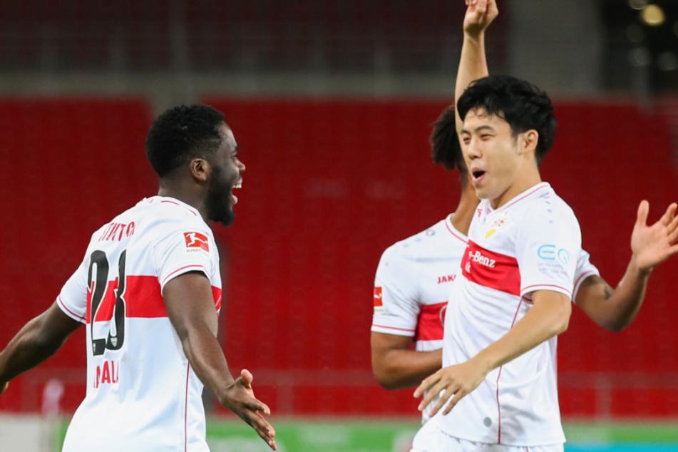 Wataru Endo hat seinen Vertrag beim VfB Stuttgart verlängert.