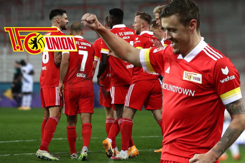Union mischt die Liga auf: Eiserne nach erneuter Kruse-Gala auf Champions-League-Platz