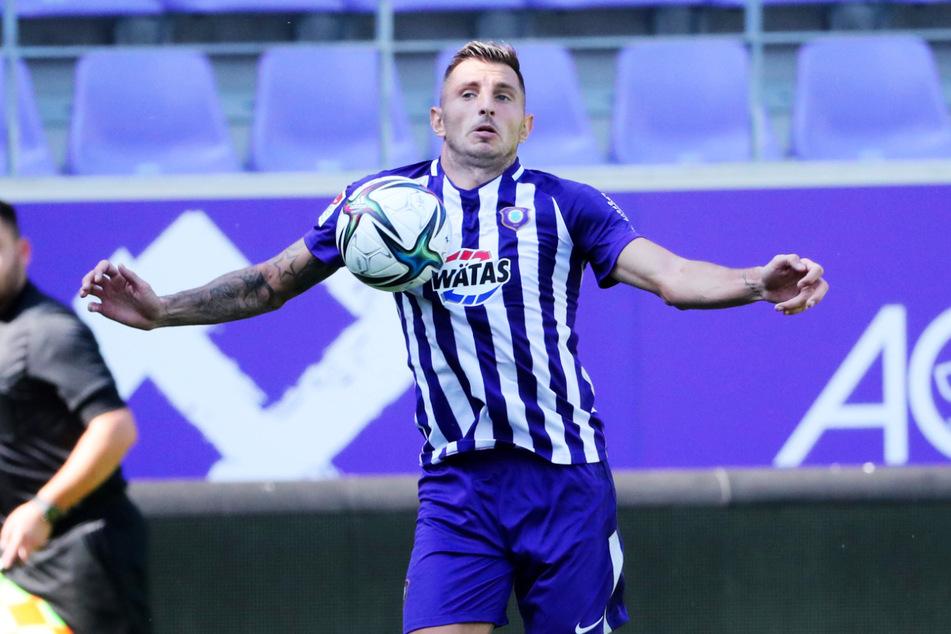 Nikola Trujic (29) überzeugte in den Testspielen und soll als Verstärkung für die Offensive verpflichtet werden.