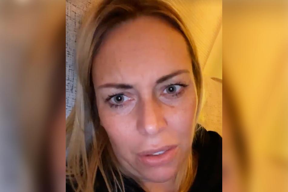 Die krebskranke Influencerin Julia Holz (35) musste sich auf Instagram rechtfertigen, weil sie trotz Chemotherapie noch ihre Haare hat.