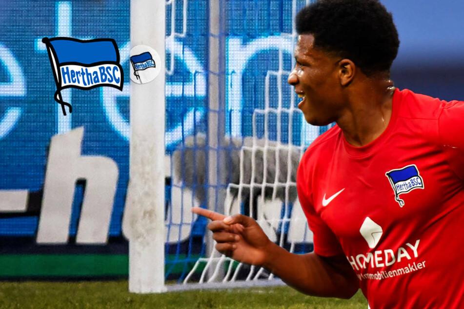 Er hat Hertha BSC zum Sieg auf Schalke verholfen: Verein und Fans feiern ihn