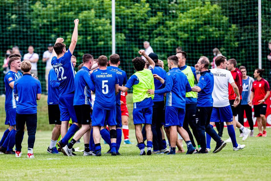 Oberligist FC An der Fahner Höhe steht im Finale des Thüringenpokals und will den großen Favoriten aus Jena stürzen.