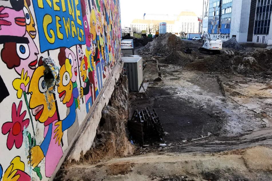 Riesige Baulücke im Leipziger Zentrum: Was ist hier geplant?