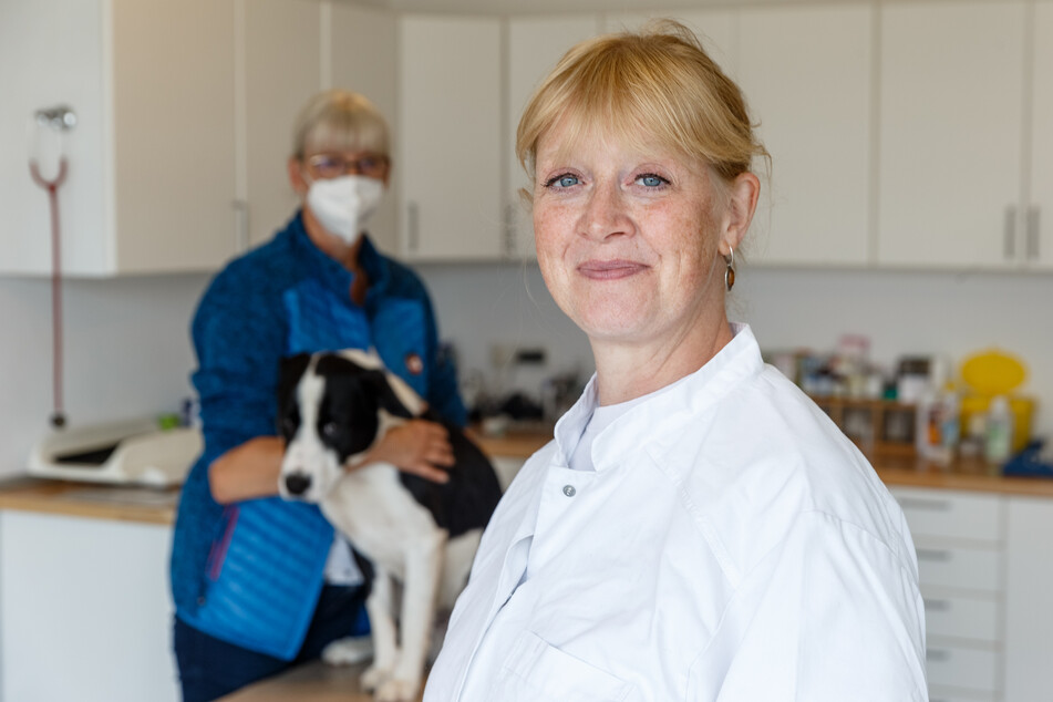 Tierärztin Christina Bertram, Sprecherin der Tierärztekammer Hamburg.